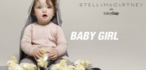 gap and stella mccartney baby girl