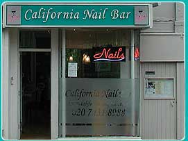 california nail bar
