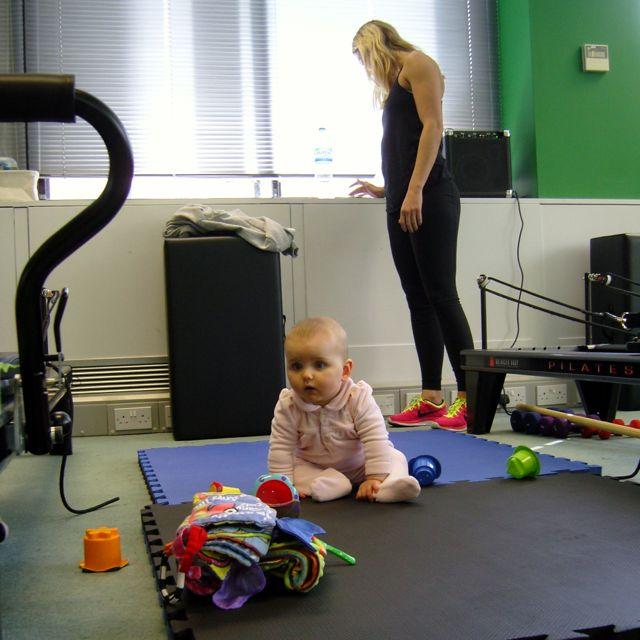 Mum and Baby Reformer Pilates