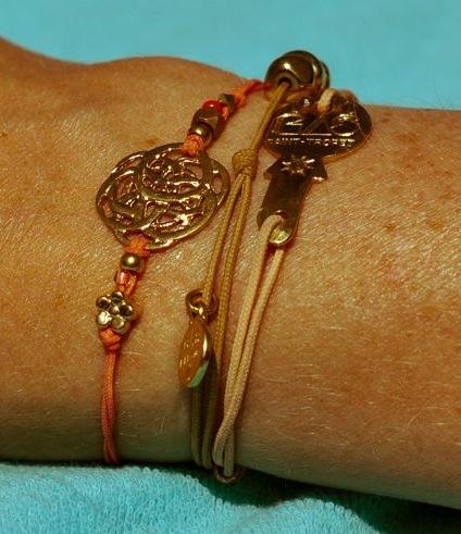 Gas Bijoux bracelets - summer 2012