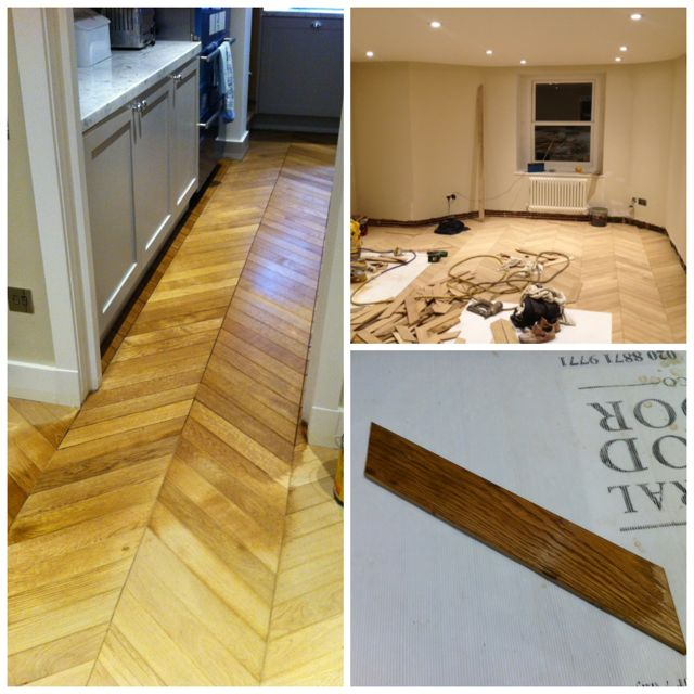 floors chevron parquet