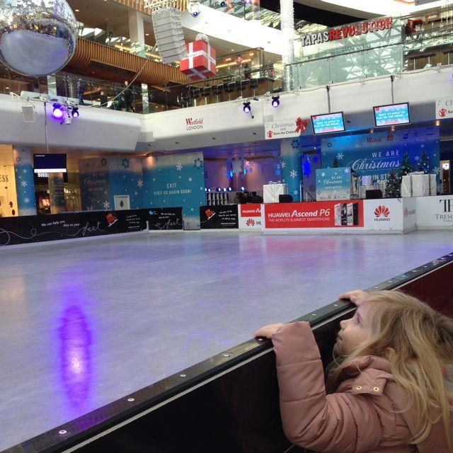 Westfield Ice Rink1